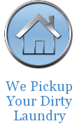 We Pick Up Your Dirty Laundry